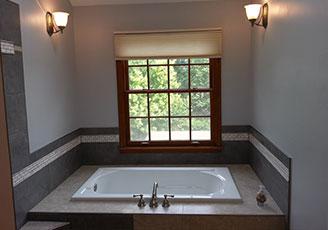 glen ellyn full bathroom remodel